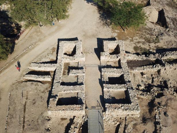 Tel Hazor Gates