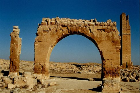 Ruins of Haran